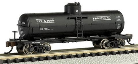 Bachmann Frontenac 10,000 Gallon Tank Car