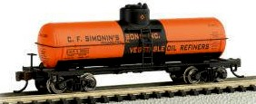 Bachmann C.E. Simonin's Sons 10,000 Gallon Tank Car